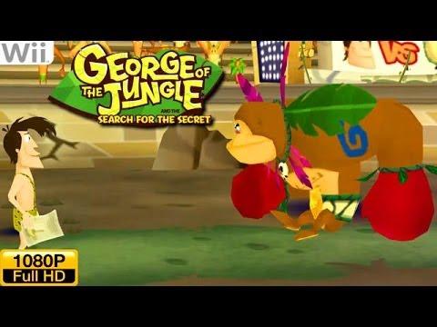 George de la Jungle Wii