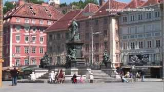Graz Austria  City new picture : Graz, Steiermark - Austria HD Travel Channel