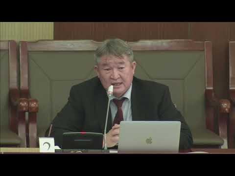 Ё.Баатарбилэг: Ковидын хууль дуусахаар Төрийн албанд томилогдсон хүмүүсийн ажлын орон тоог хэрхэн шийдвэрлэх вэ?