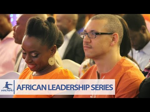 Leadership quotes - African Writer Chimamanda Speech on Sexual Harassment by African Men