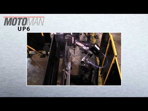 Motoman UP6 Industrial Robot Arm
