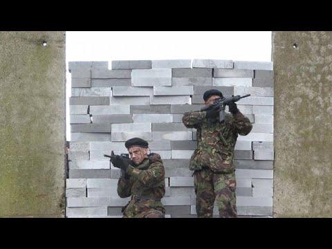 Brexit: Διαδήλωση κατά των σκληρών ιρλανδικών συνόρων