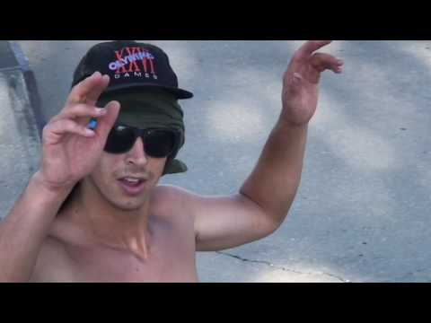 Bentonville Skatepark / Build Day