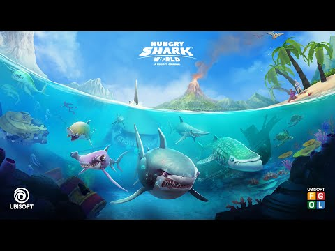 'Hungry Shark World' Tops 10 Million Downloads in Less than a Week