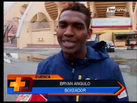 Bryan Angulo ganó medalla de plata en la copa Independencia de Boxeo
