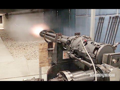 M61 20mm vs GAU-8 30mm Cannon (A-10 THUNDERBOLT II Main Gun)