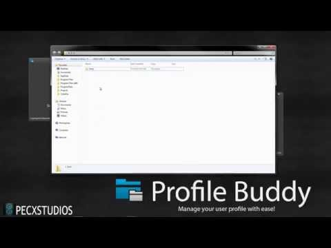 How To Manually Copy Profile