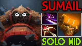 Video SUMAIL Dota 2 [Earthshaker] SoloMid - Style One Hit MP3, 3GP, MP4, WEBM, AVI, FLV Januari 2018