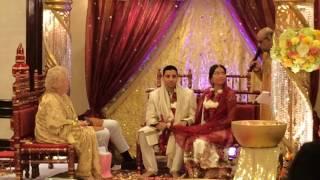 Ram And Roseann Wedding