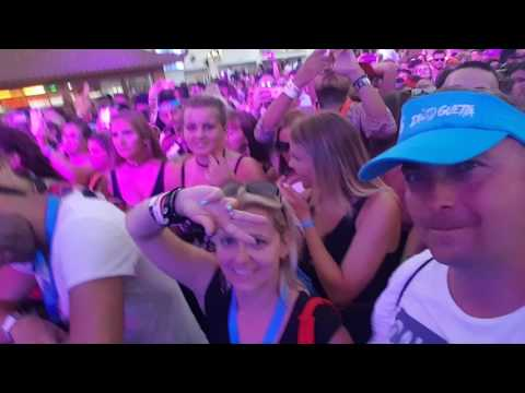 Ushuaia club ibiza big david guetta and guest robin schulz 2