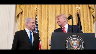 Trump, Netanyahu, and Middle East Peace Processing