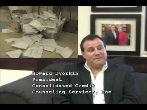 Interview with Howard Dvorkin of Consolidated Credit Counseling Services