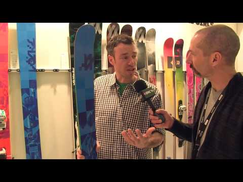 Volkl 2014 ONE Skis at ISPO 2013.