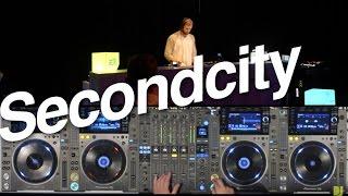 Secondcity - Live @ DJsounds Show 2016