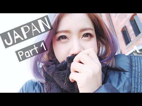Travelog JAPAN Part 1 - Tokyo, Yokohama (English Subtitle)