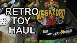 Video Live Retro Toy Hunting - Vintage Toy Haul Video - Chasing Nostalgia MP3, 3GP, MP4, WEBM, AVI, FLV Juli 2018