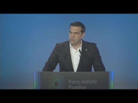 Η Ελλάδα σε μια νέα εποχή με τα εγκαίνια του αγωγού TAP