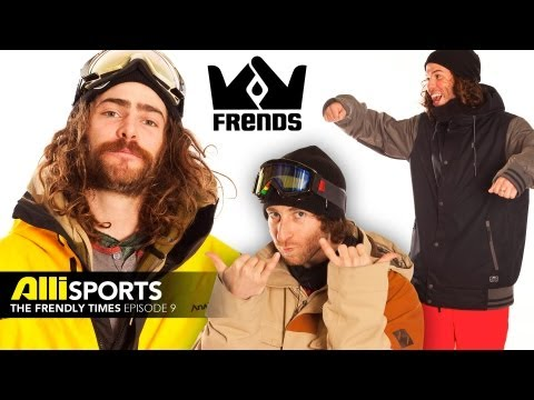 Greg Bretz - Jack Mitrani, Danny Davis and the rest of the friends crew take you along for the ride at the Burton US Open, while Keir Dillon gives some history behind the...