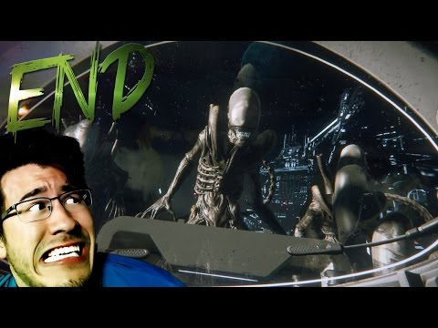 Off - The Final Part... How will Alien Isolation End? More Scary Games ▻ https://www.youtube.com/playlist?list=PL3tRBEVW0hiBSFOFhTC5wt75P2BES0rAo ▽▽▽HUGE LIST OF GAMES▽▽▽ Subscribe.
