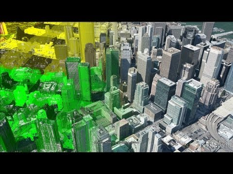 Image of Google Announces New 3D Imagery for Google Earth for Mobile (Promo Video)