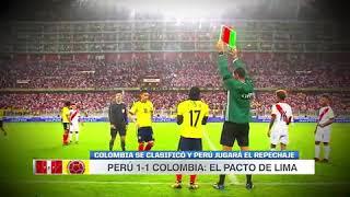 Video Así fue El pacto de Lima entre Perú y Colombia MP3, 3GP, MP4, WEBM, AVI, FLV Juni 2018