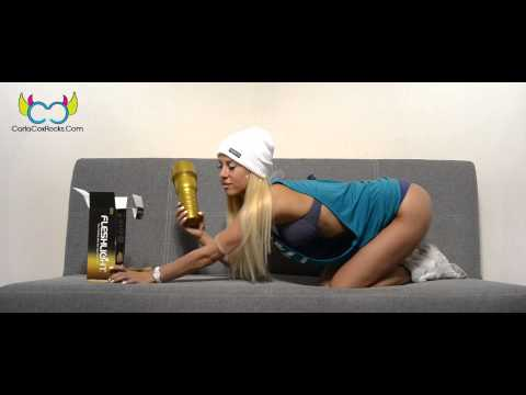 Promo Video Carla Cox's Fleshlight Sex Toy by Matej Juhar