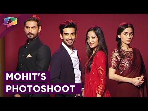 Mohit Sehgal's Photoshoot For Love Ka Hai Intezaar
