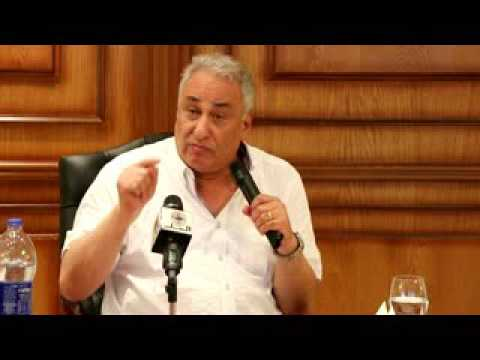 بالفيديو.. إجتماع النقيب بالمحامين الشباب