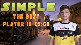 S1MPLE - The Best Player in CSGO