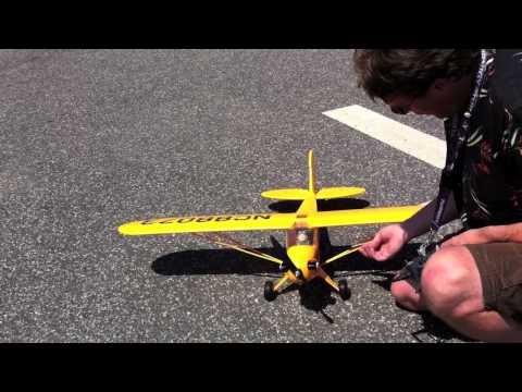 J3 Piper Cub Hobbyking 1400mm