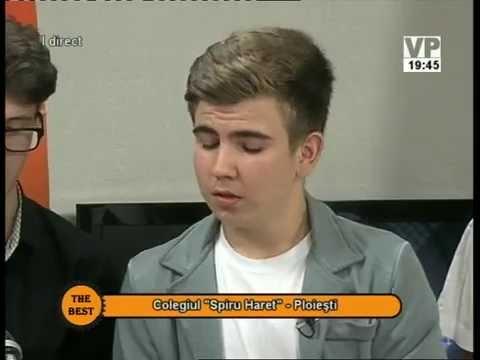 """Preselecții The Best – 15 octombrie 2014 (III) – Colegiul """"Spiru Haret"""" Ploiești"""