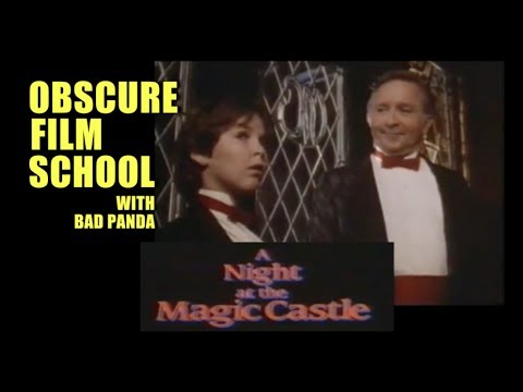 "Obscure Film School - ""A Night At The Magic Castle"" (1988)  