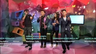 Video MeleTOP - Altimet feat Awi Rafael 'Kalau Aku Kaya' [08.10.2013] (Persembahan LIVE) MP3, 3GP, MP4, WEBM, AVI, FLV Desember 2017