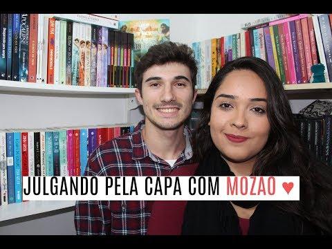 JULGANDO LIVROS PELA CAPA (feat. noivo) | por Sibelly Maria