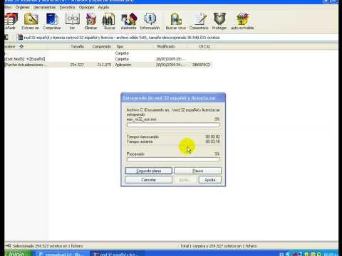 como descargar nod32 antivirus 5 con licencia hasta el 2017