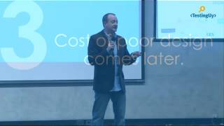 KEYNOTE: DESIGN, USABILITY AND COMPLEX SYSTEMS - Kevin Richardson