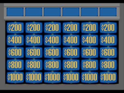 Let's Play Together Jeopardy Sports Edition 03: Another Category, New Hope