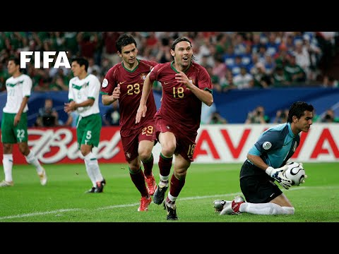 Download Portugal v Mexico, 2006 FIFA World Cup HD Mp4 3GP Video and MP3