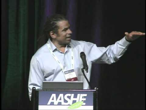 Agyeman - Julian Agyeman Keynote from AASHE 2010 Conference. Slides for this can be found at: http://www.aashe.org/blog/slides-julian-agyeman-keynote.