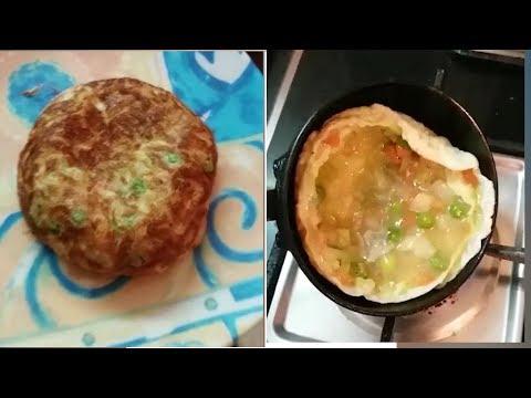 Egg Foo Young Recipe Hyderabad Street Food