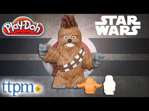 Play doh - Play-Doh Star Wars Chewbacca from Hasbro