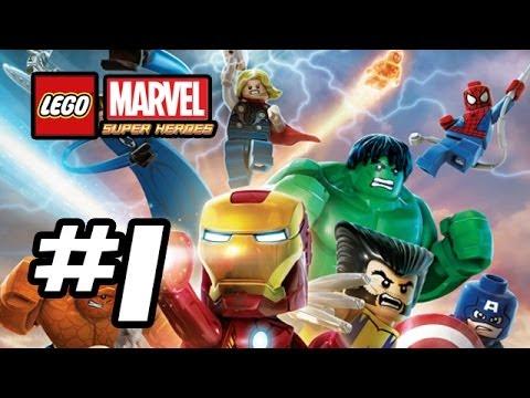 LEGO Marvel?s Avengers Xbox One