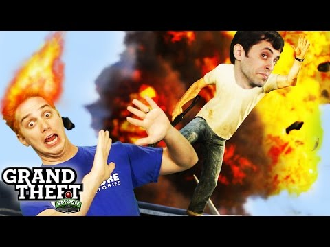 smosh - Smosh Games LIVESTREAM Fridays @ 3-5pm PT ▻▻ http://smo.sh/SGTwitchtv We are RAMPing up to some spectacular stunts in this week's episode. We take on the craziest jumps in the game; then...