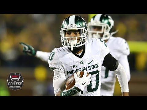 Michigan State's miracle win at Michigan in 2015 | NCAA Football Classics
