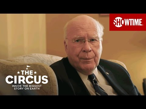 Bi Partisanship In Senate >> Senator Patrick Leahy Wants Real Answers from Neil Gorsuch | THE CIRCUS | SHOWTIME | Hollywood ...