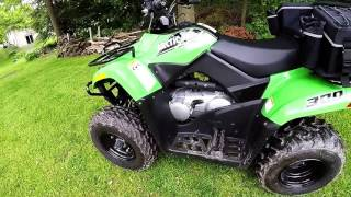 1. 2016 Arctic Cat 300 Review