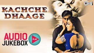 Video Kachche Dhaage Full Songs Audio Jukebox | Ajay Devgan, Manisha Koirala, Nusrat Fateh Ali Khan MP3, 3GP, MP4, WEBM, AVI, FLV Agustus 2018