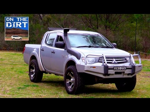 Mitsubishi Triton Review - Used 4x4 4WD Review