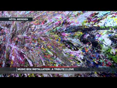Music Box Installation : A tribute 2 Love