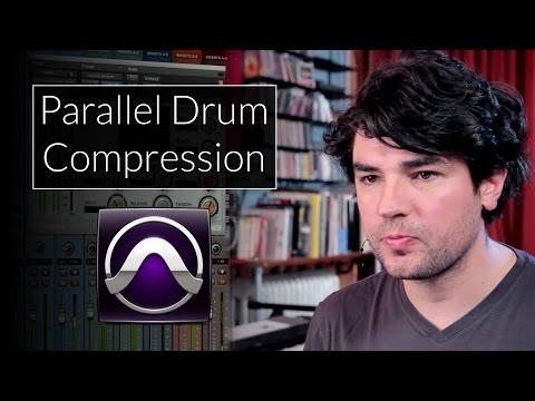 Parallel Drum Compression Using Pro Tools Plugins